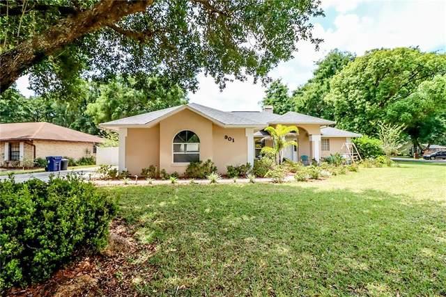 901 Heatherbrook Drive, Auburndale, FL 33823 (MLS #P4915287) :: Florida Real Estate Sellers at Keller Williams Realty