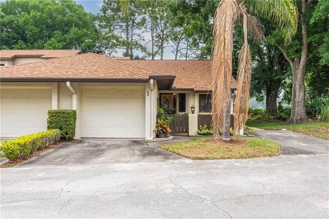 940 Fenton Lane #1, Lakeland, FL 33809 (MLS #P4915326) :: Florida Real Estate Sellers at Keller Williams Realty