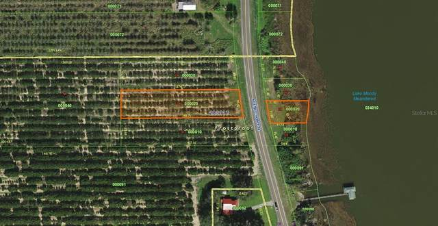 1661 Scenic Highway N, Frostproof, FL 33843 (MLS #P4915437) :: CGY Realty