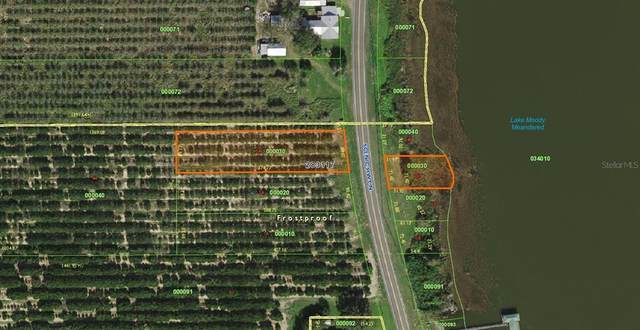 1681 Scenic Highway N, Frostproof, FL 33843 (MLS #P4915438) :: Positive Edge Real Estate