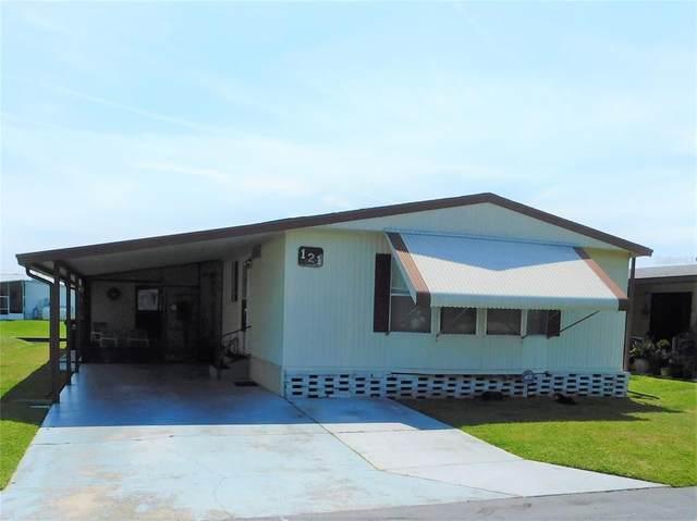 121 Jana Circle, Auburndale, FL 33823 (MLS #P4915545) :: The Paxton Group