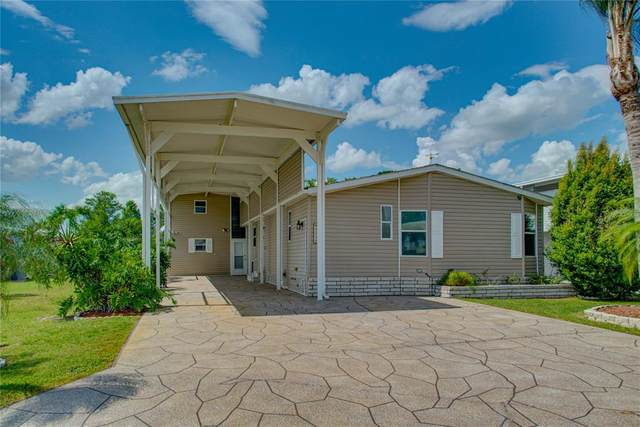 5220 Island View Circle N, Polk City, FL 33868 (MLS #P4915607) :: The Kardosh Team