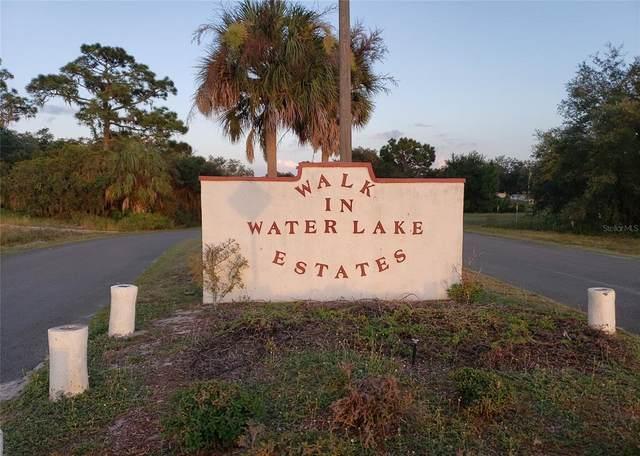 Cedarwood Dr, Lake Wales, FL 33898 (MLS #P4915625) :: GO Realty