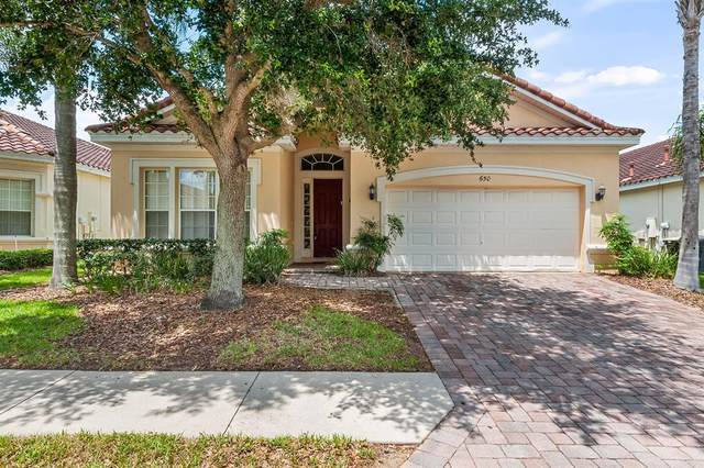 650 Tuscan Hills Boulevard, Davenport, FL 33897 (MLS #P4915639) :: SunCoast Home Experts