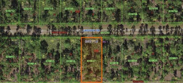 615 Laguna Drive, Indian Lake Estates, FL 33855 (MLS #P4915649) :: The Kardosh Team