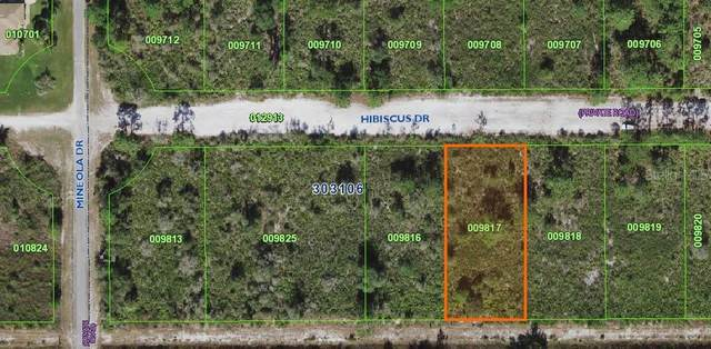 415 Hibiscus Drive, Indian Lake Estates, FL 33855 (MLS #P4915676) :: The Kardosh Team