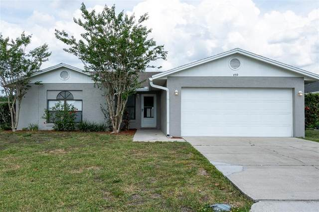 459 Daisy Way, Winter Haven, FL 33884 (MLS #P4915729) :: Gate Arty & the Group - Keller Williams Realty Smart
