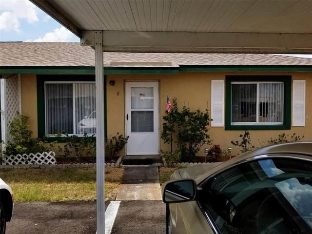 8 Winter Ridge Court #8, Winter Haven, FL 33881 (MLS #P4915939) :: Team Pepka