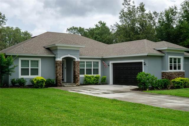 35 Pine Forest Lane, Haines City, FL 33844 (MLS #P4916056) :: CGY Realty