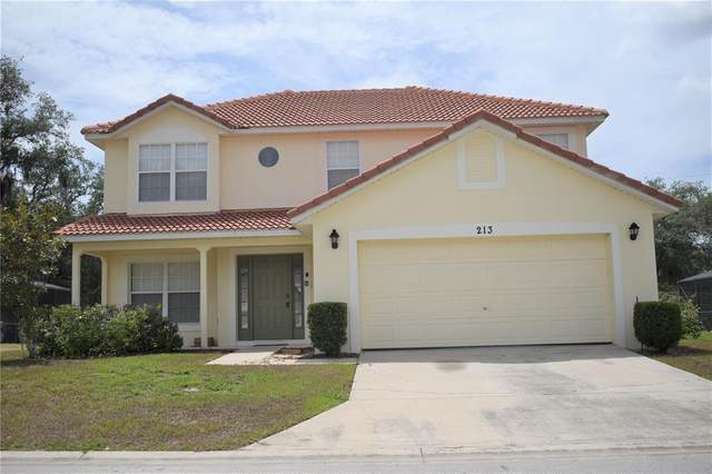 213 Granada Boulevard, Davenport, FL 33837 (MLS #P4916080) :: BuySellLiveFlorida.com