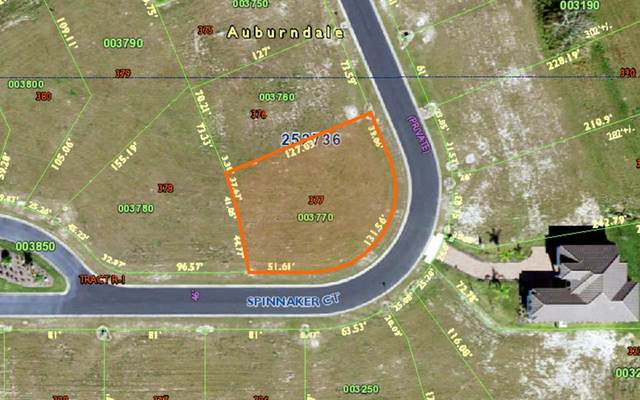310 Spinnaker Court, Auburndale, FL 33823 (MLS #P4916092) :: Team Pepka