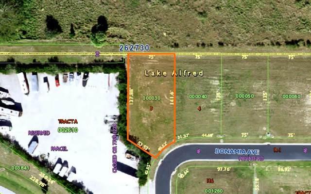 468 Bonamia Avenue, Lake Alfred, FL 33850 (MLS #P4916093) :: Team Pepka
