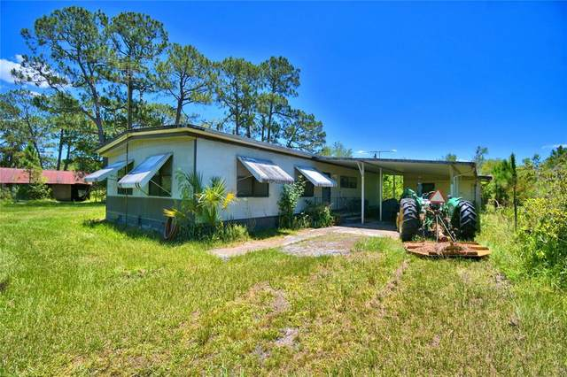 6929 Wilbar Lane, Haines City, FL 33844 (MLS #P4916099) :: CGY Realty