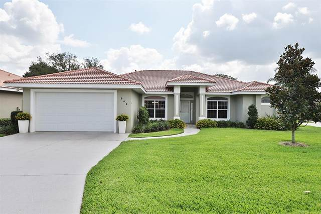 246 Golf Aire Boulevard, Winter Haven, FL 33884 (MLS #P4916179) :: Your Florida House Team