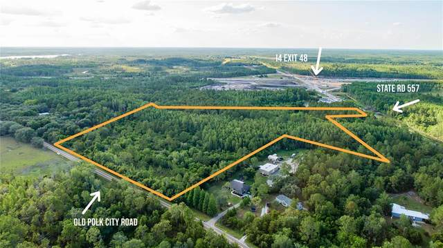 Old Polk City Road, Polk City, FL 33868 (MLS #P4916201) :: Globalwide Realty