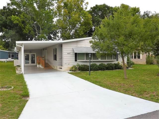 447 Tivoli Park Drive, Davenport, FL 33897 (MLS #P4916253) :: Prestige Home Realty