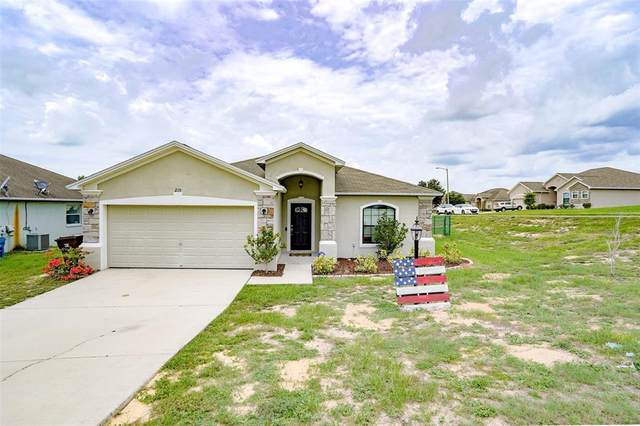 215 Dinner Lake Place, Lake Wales, FL 33859 (MLS #P4916267) :: Prestige Home Realty