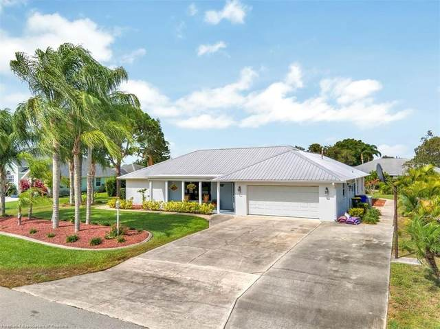 3703 Sunrise Drive, Sebring, FL 33872 (MLS #P4916283) :: Carmena and Associates Realty Group