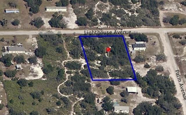 0 Lighthouse Avenue Lot 40, Lake Wales, FL 33859 (MLS #P4916297) :: Sarasota Gulf Coast Realtors