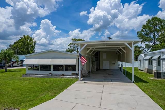 5018 Northshore Drive, Polk City, FL 33868 (MLS #P4916360) :: The Curlings Group