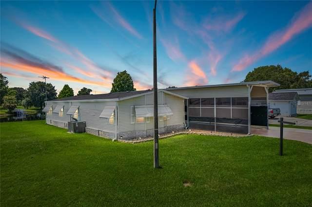 5219 Island View Circle S, Polk City, FL 33868 (MLS #P4916361) :: Gate Arty & the Group - Keller Williams Realty Smart