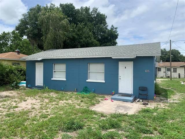 132 W Orange Avenue, Lake Wales, FL 33853 (MLS #P4916566) :: Zarghami Group