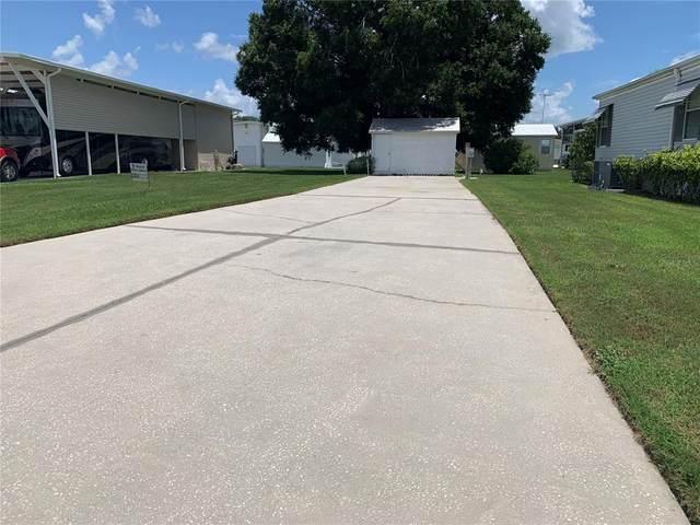 5143 Island View Circle N, Polk City, FL 33868 (MLS #P4916660) :: Gate Arty & the Group - Keller Williams Realty Smart