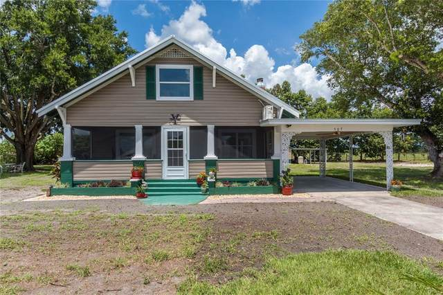507 W Lake Wales Road N, Lake Wales, FL 33859 (MLS #P4916736) :: Young Real Estate