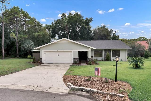 40 Club Court, Haines City, FL 33844 (MLS #P4916840) :: Gate Arty & the Group - Keller Williams Realty Smart