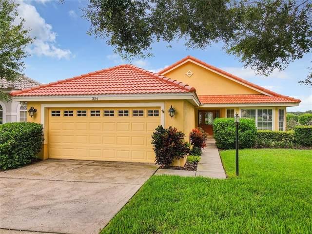 324 Niblick Circle, Winter Haven, FL 33881 (MLS #P4916861) :: Everlane Realty