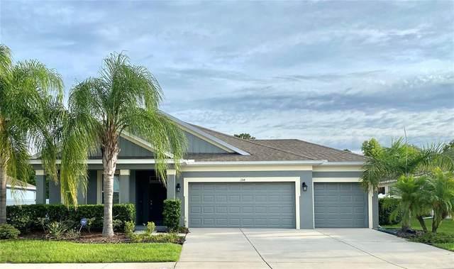 1354 Windward Oaks Loop, Auburndale, FL 33823 (MLS #P4916862) :: The Hesse Team