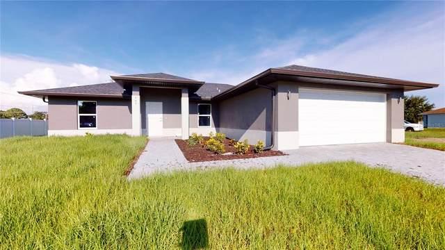 10062 Flat River Street, Port Charlotte, FL 33981 (MLS #P4917006) :: Sarasota Property Group at NextHome Excellence