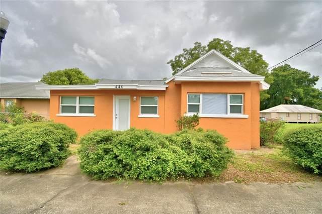 440 S Lb Brown Avenue, Bartow, FL 33830 (MLS #P4917150) :: Florida Real Estate Sellers at Keller Williams Realty