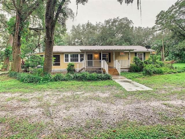 4523 Coats Road, Zephyrhills, FL 33541 (MLS #P4917245) :: SunCoast Home Experts