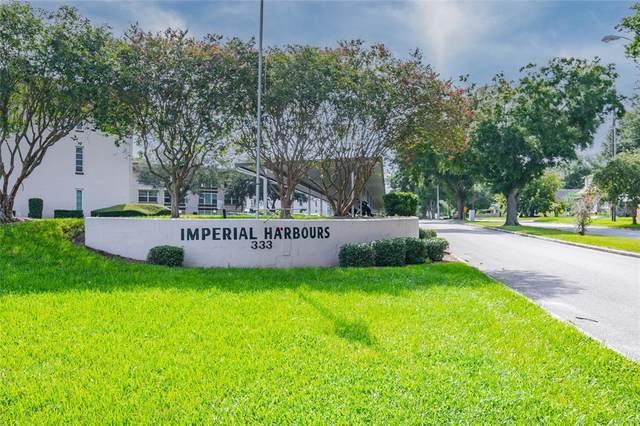 333 Lake Howard Drive NW 101D, Winter Haven, FL 33880 (MLS #P4917271) :: Florida Real Estate Sellers at Keller Williams Realty
