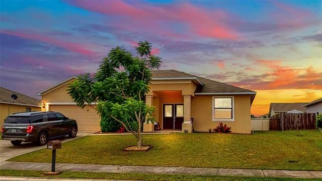 2551 Sunset Circle, Lake Wales, FL 33898 (MLS #P4917327) :: The Curlings Group