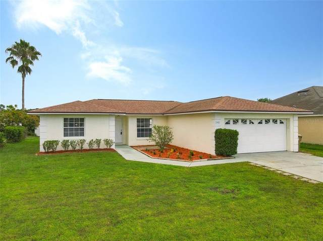 248 Grifford Drive, Kissimmee, FL 34758 (MLS #P4917442) :: GO Realty