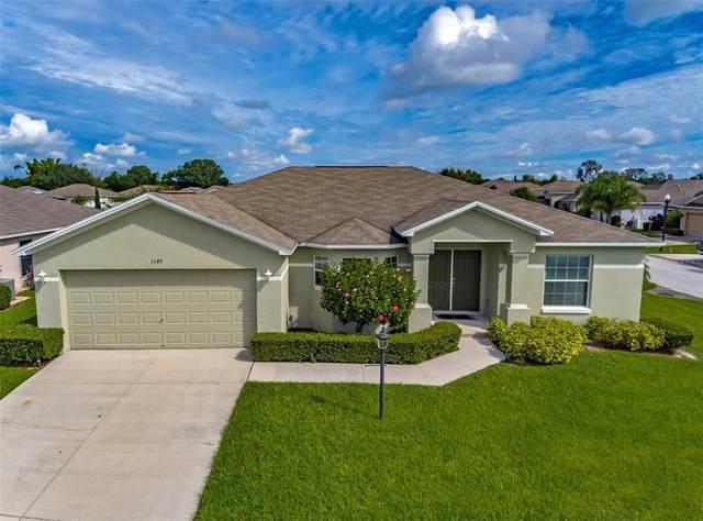 1149 High Seas Street, Winter Haven, FL 33880 (MLS #P4917490) :: Cartwright Realty