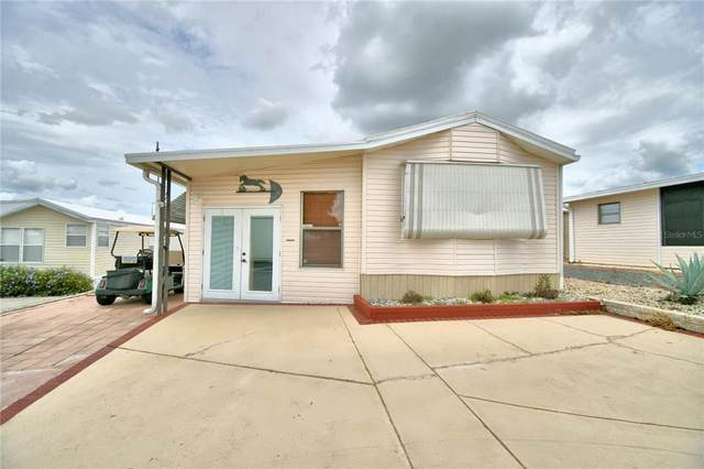 251 Patterson Road C8, Haines City, FL 33844 (MLS #P4917493) :: Vacasa Real Estate