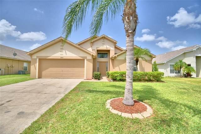 3053 Buckeye Point Drive, Winter Haven, FL 33881 (MLS #P4917520) :: GO Realty
