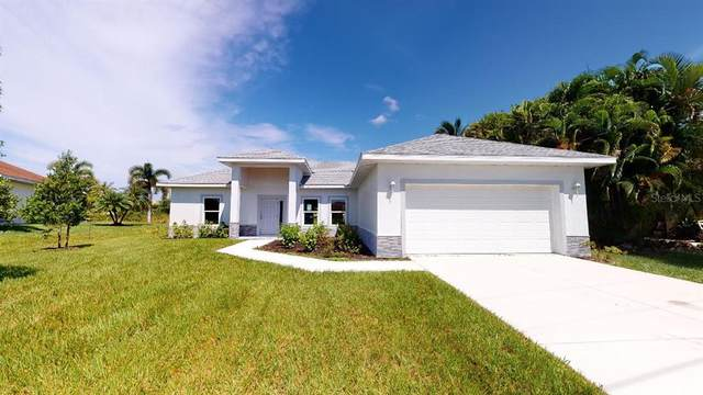 1388 Lace Terrace, Port Charlotte, FL 33953 (MLS #P4917533) :: The Paxton Group
