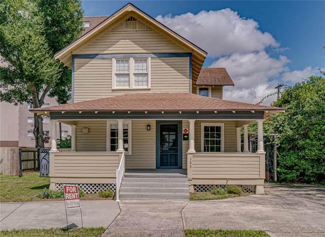 123 Avenue B SW, Winter Haven, FL 33880 (MLS #P4917558) :: Gate Arty & the Group - Keller Williams Realty Smart