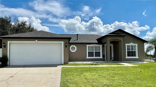 112 Lake Butler Avenue, Haines City, FL 33844 (MLS #P4917561) :: Pepine Realty
