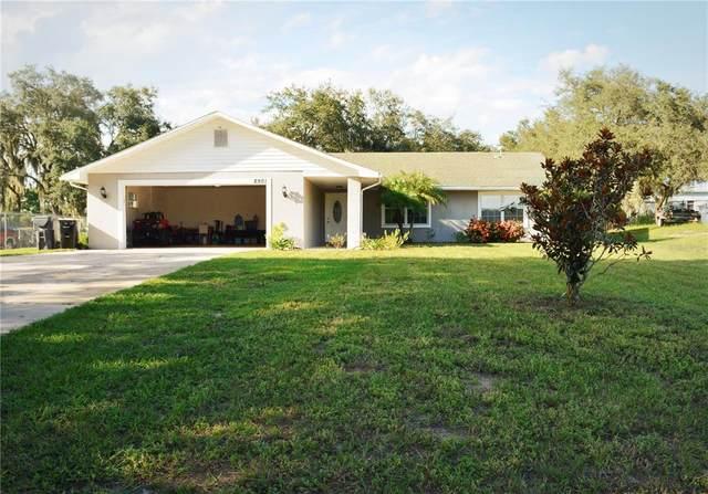 8901 Sheppard Drive, Lake Wales, FL 33898 (MLS #P4917600) :: Cartwright Realty