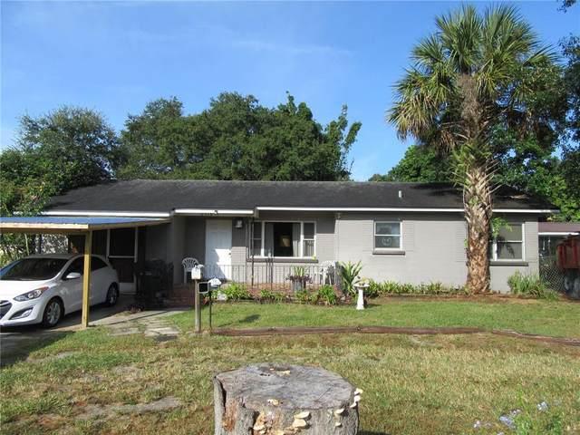 2338 N Crystal Lake Dr, Lakeland, FL 33801 (MLS #P4917751) :: Expert Advisors Group