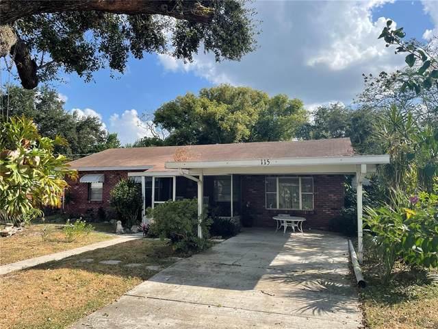 115 Anarece Avenue, Auburndale, FL 33823 (MLS #P4917784) :: McConnell and Associates