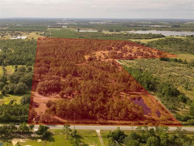 Camp Mack Road, Lake Wales, FL 33898 (MLS #P4918017) :: Orlando Homes Finder Team
