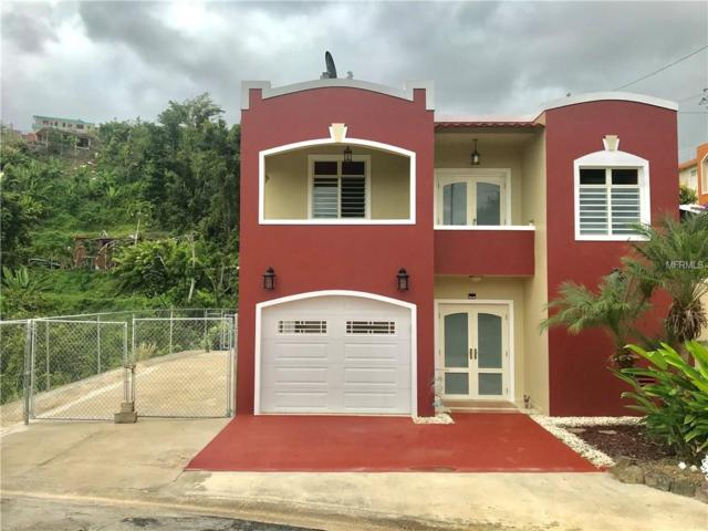 BUENA VISTA Camino Los Pizarros #6, BAYAMON, PR 00959 (MLS #PR8800232) :: RE/MAX Realtec Group