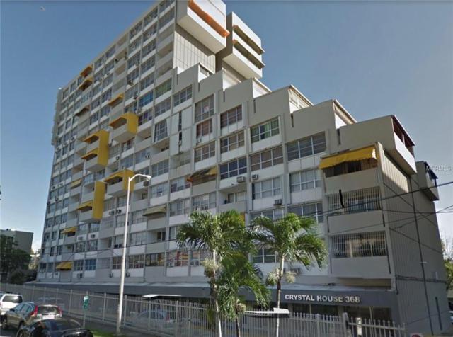 368 Calle De Diego #608, SAN JUAN, PR 00923 (MLS #PR8800807) :: Mark and Joni Coulter | Better Homes and Gardens