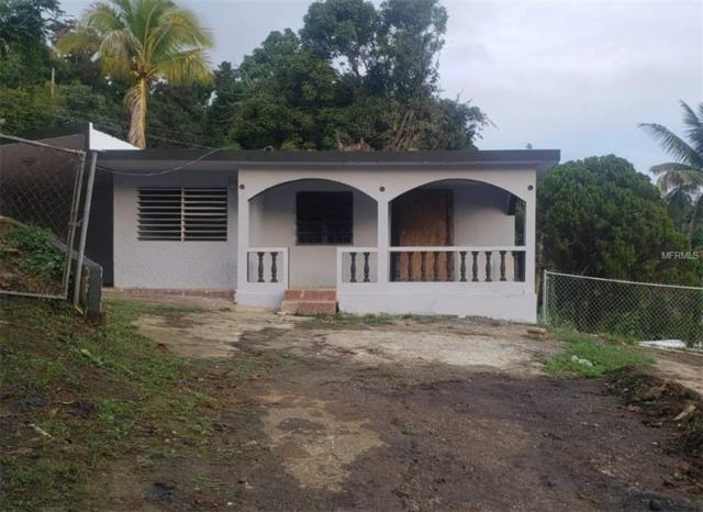 811 811 RD KM 5.00 Bo. Lomas, NARANJITO, PR 00719 (MLS #PR8800857) :: Ideal Florida Real Estate